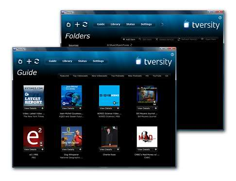 Optimising TVersity for PS3 / Xbox  for HD Streaming