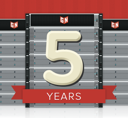 Giganews hits 5 years of retention and is offering a year free
